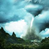 miniature Une tornade géante